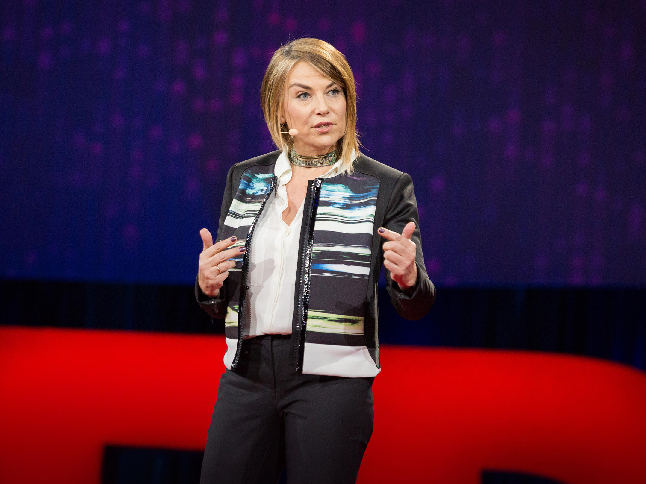 TED Talks, Esther Perel | The secret to desire in a long-...
